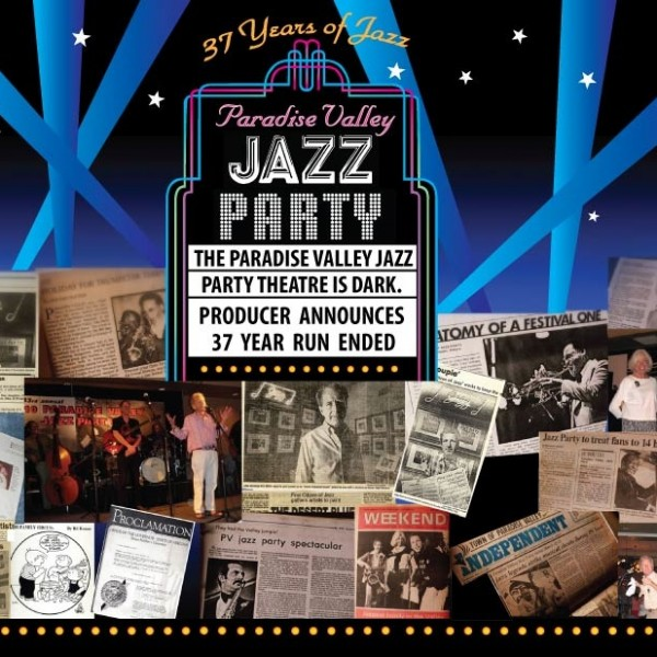 37th Paradise Valley Jazz Party At Scottsdale Hilton Resort
