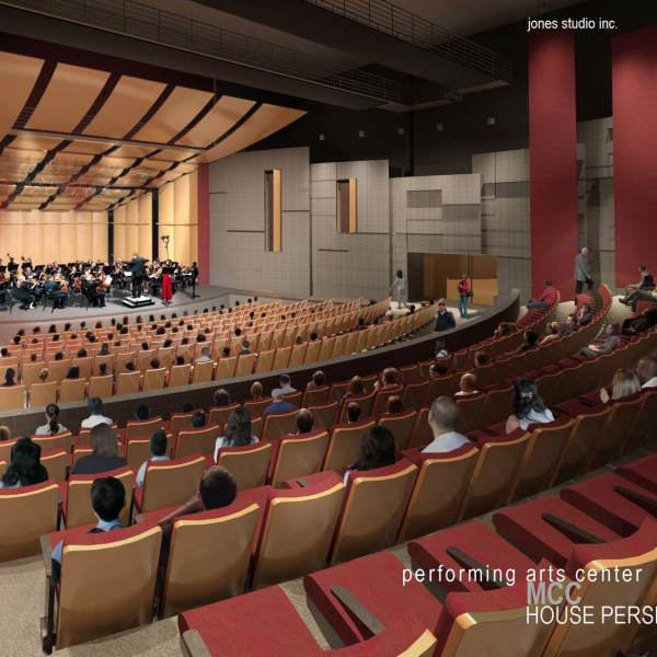 Mesa Community College opens performing arts center on Oct. 25 – by Patricia Myers