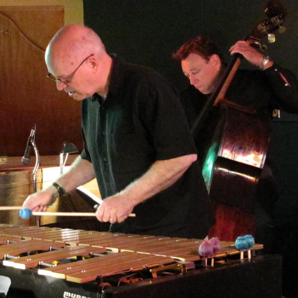 Armand Boatman Trio and vibraphonist Jim Cooper at Musicians Hall