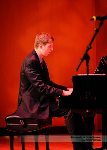 Interview: Jacob Franklin-pianist, Young Sounds of Arizona