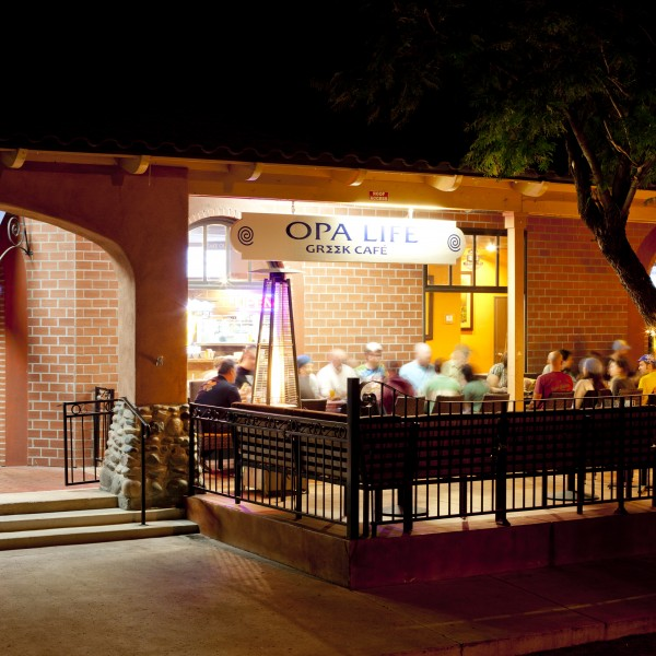 Spotlight: Opa Life Greek Café in Tempe hosts jazz nights
