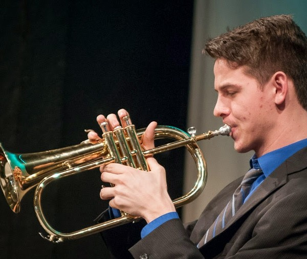 Interview: Alex Price, trumpeter in Young Sounds of Arizona