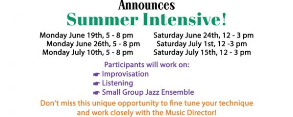 Young Sounds of Arizona Announces 2017 Summer Intensive