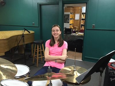 Interview: Dawson Weiss, drummer for June 7 concert by Young Sounds of Arizona