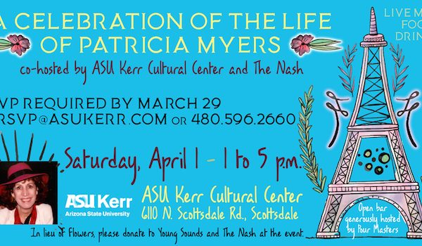 A Celebration of the Life of Patricia Myers
