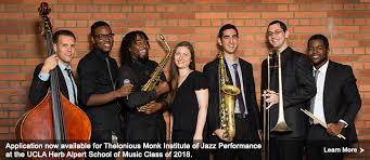 Thelonious Monk Institute of Performance Jazz Ensemble